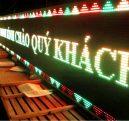 Tổng hợp mẫu biển quảng cáo đèn Led đẹp