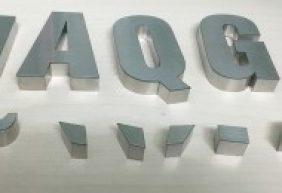 Dịch vụ thiết kế chữ Inox uy tín chất lượng