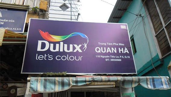 Công ty thiết kế bảng hiệu Hiflex