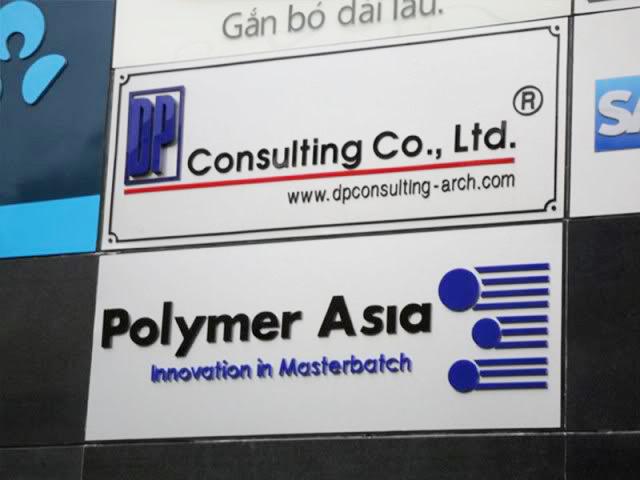Công ty thiết kế bảng hiệu Mica